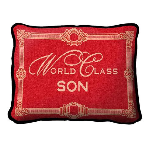 World Class Son Pillow