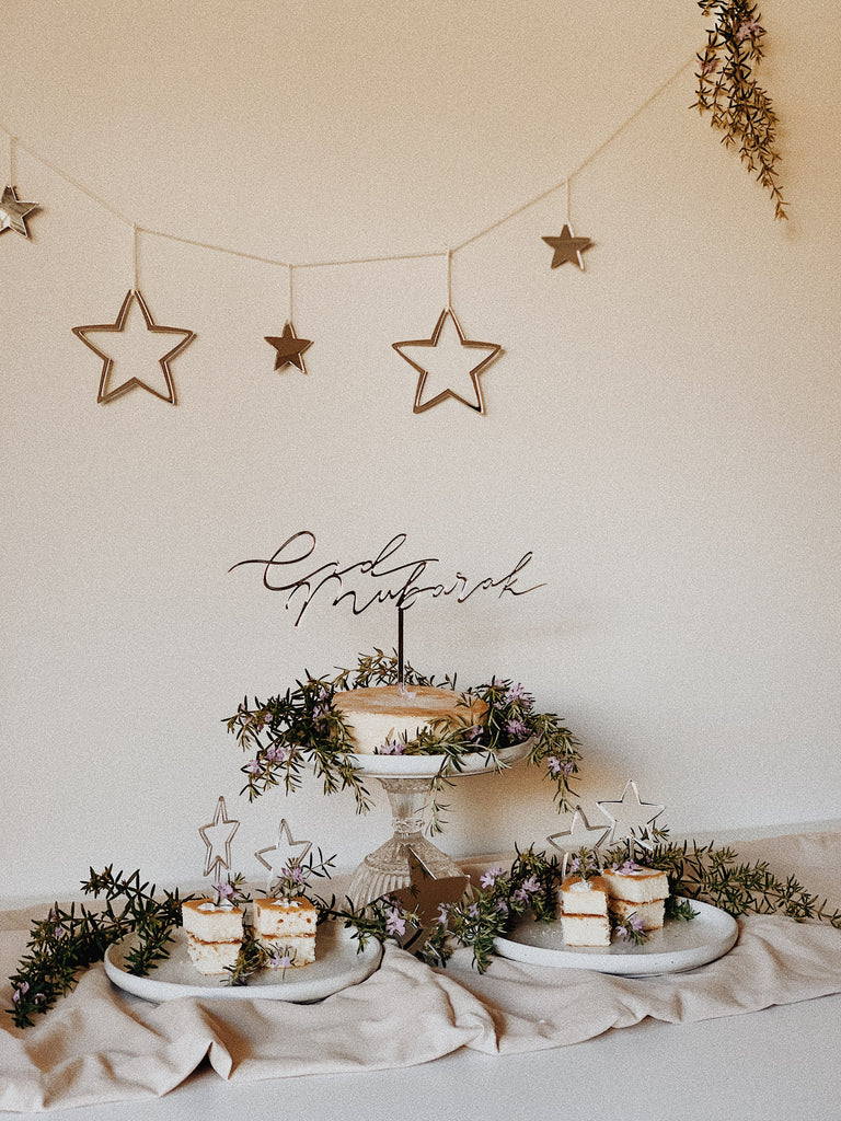 EID DECOR | STYLING THE EID MUBARAK CAKE TOPPERS