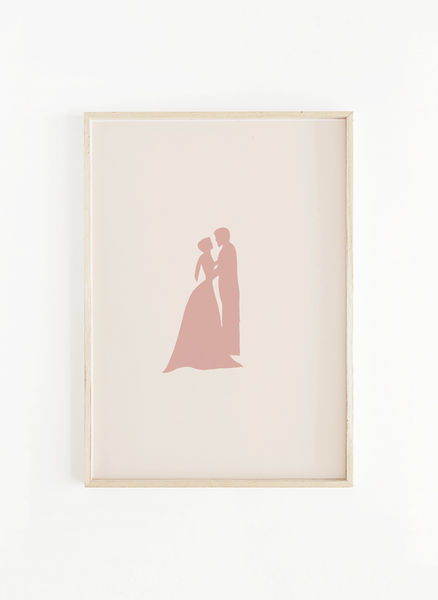 LOVERS SILHOUETTE | DIGITAL DOWNLOAD