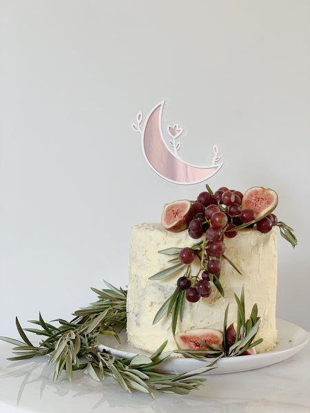 The Moon Cake Topper / more colours available