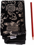 'SOMA' Handloom Organic Cotton & Kalamkari eco friendly Shopping Tote Bag