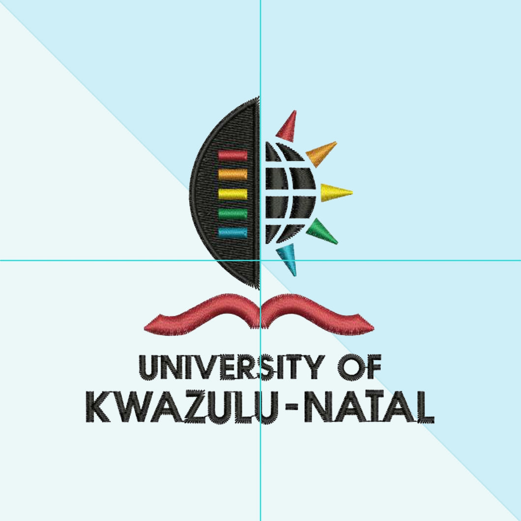 Embroidery Token - University of KwaZulu Natal