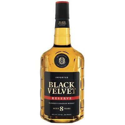 Black Velvet Whisky, Alcool 40%, Volum 0.7L