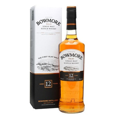 Bowmore Single Malt Scotch Whisky 12 yo, Volum 0.7L