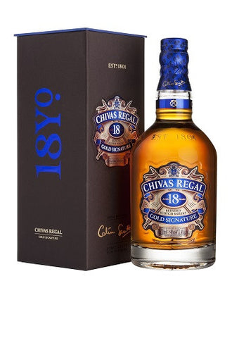 Chivas Regal 18yo, Volum 0.7L