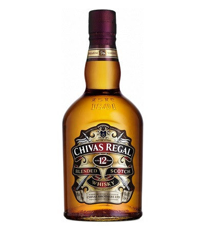 Chivas Regal 12 yo, Volum 1L