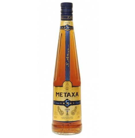Metaxa 5X, Volum 1L