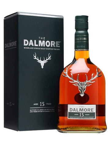 The Dalmore 15 yo Scotch Whisky