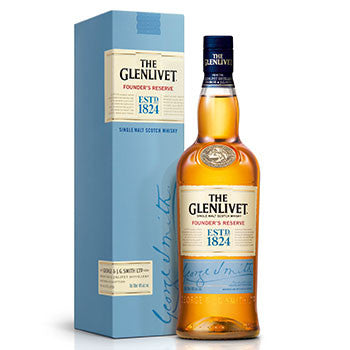 The Glenlivet Founder's Reserve, Volum 0.7L