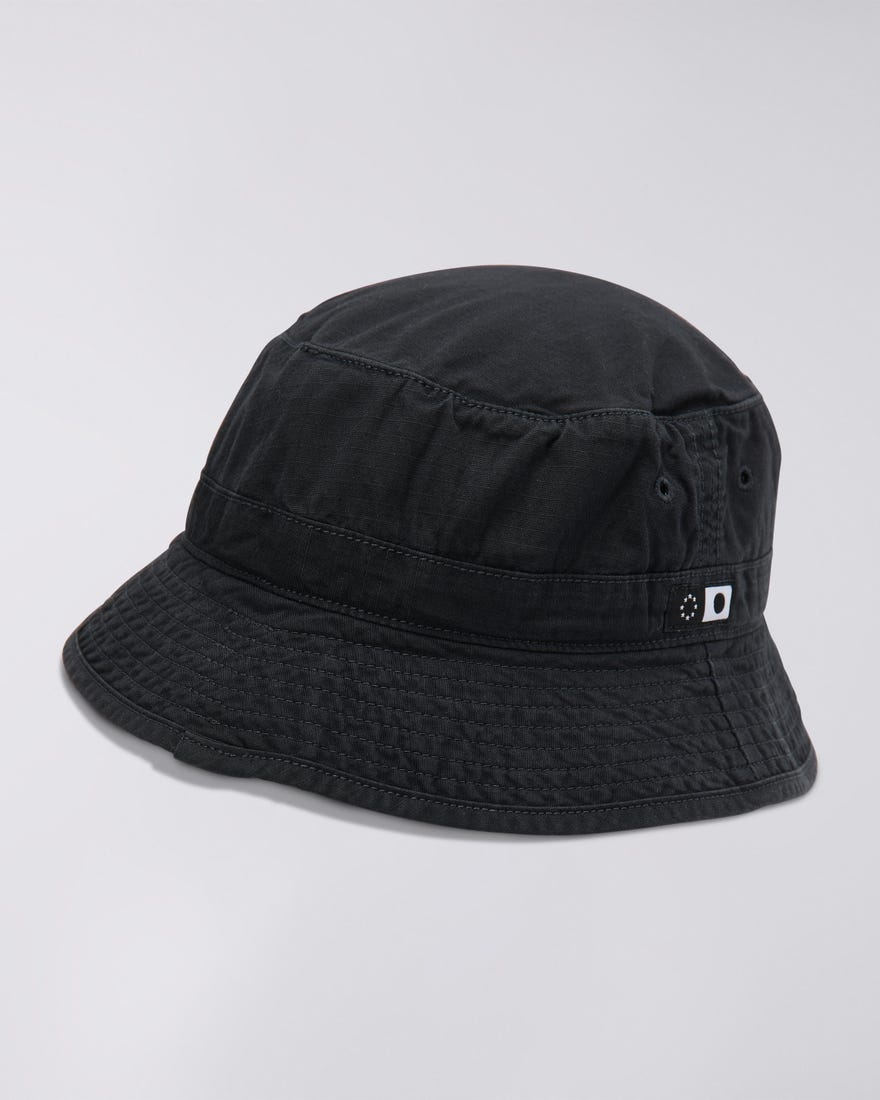 Bucket Hat Black | Edwin