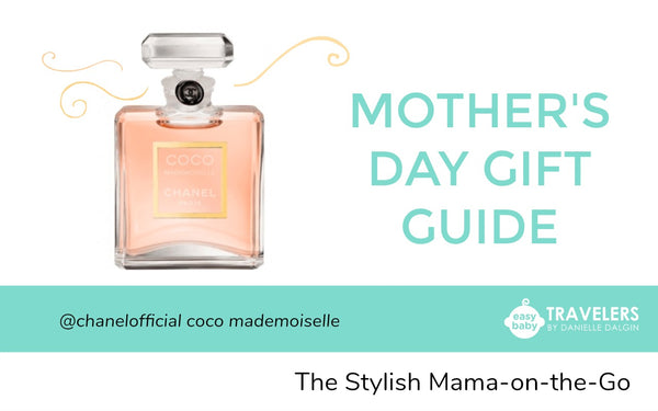 The Easy Baby Team recommends Chanel Coco Mademoiselle perfume for the lovely mama in your life!