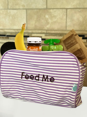 Easy Baby Travelers- Feed Me Bag