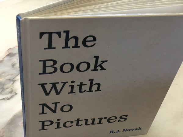 The Book With No Pictures will be a new family favorite; the Easy Baby Travelers team can't recommend it enough!