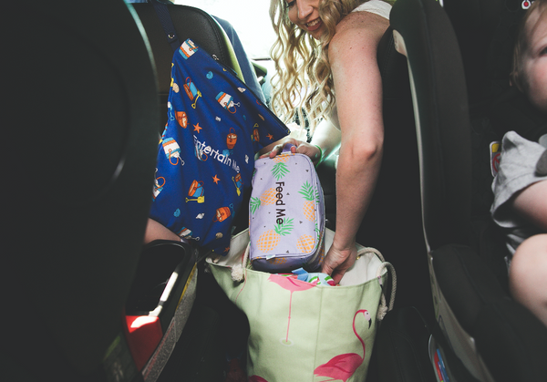 Easy Baby Travelers are the perfect Diaper Bag Organizers for when you're out and about!