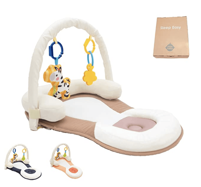 *New* Easy Bed - Portable Baby Bed with Head Support