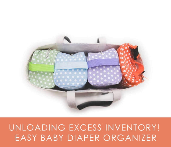 Laguna Beach Easy Baby Travelers Starter Set of 4