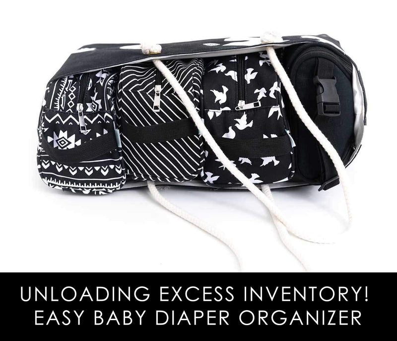 Brooklyn Easy Baby Travelers Starter Set of 4
