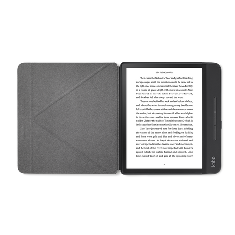 Kobo Forma with black SleepCover