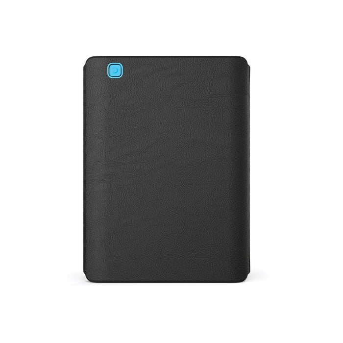 Back of Black Kobo Aura Edition 2 SleepCover
