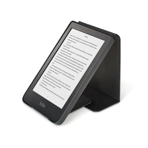 Kobo Clara HD with black SleepCover