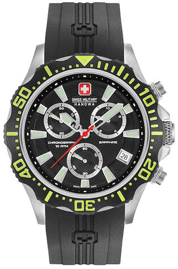 Swiss Military Hanowa Watch PATROL CHRONO 06-4305.04.007.06