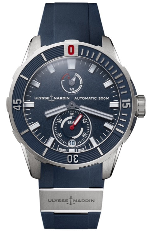 Ulysse Nardin Watch MARINE DIVER BLUE 1183-170-3_93