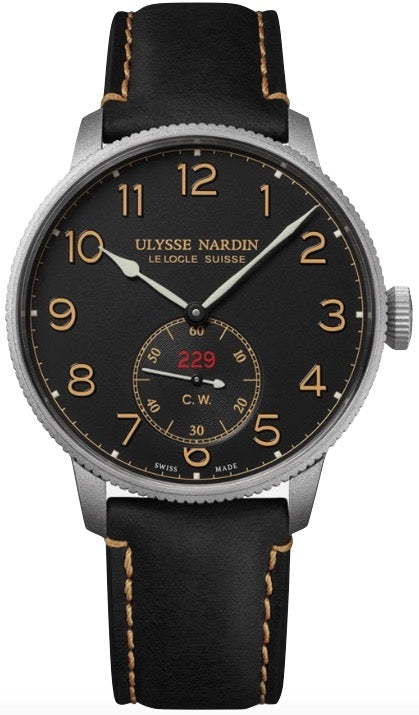 Ulysse Nardin Watch MARINE TORPILLEUR MILITARY LIMITED EDITION 1183-320_62