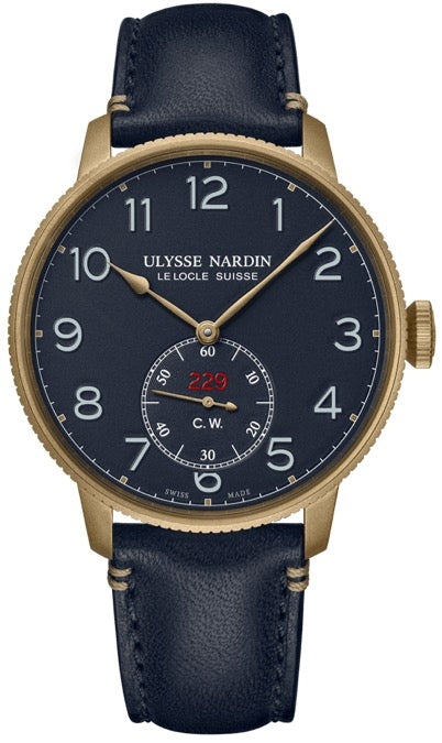 Ulysse Nardin Watch MARINE TORPILLEUR LIMITED EDITION 1187-320LE_63