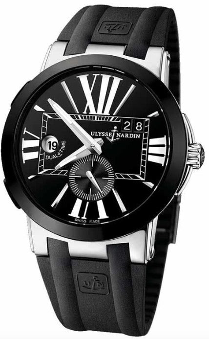 Ulysse Nardin Watch EXECUTIVE DUAL TIME 243-00-3_42