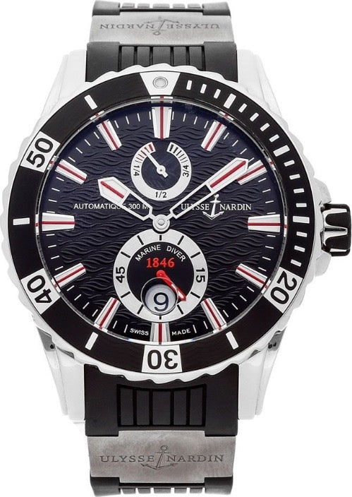 Ulysse Nardin Watch MAXI MARIN DIVER COLLECTION 263-10-3_92