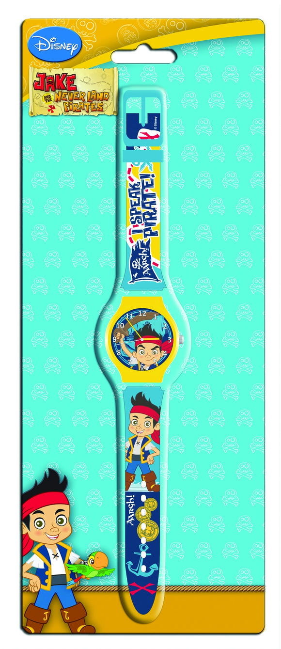 Disney Watch JAKE THE PIRATE - Blister pack 561154