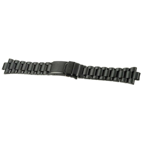 Citizen Watch Bracelet Stainless Steel Black 22mm 59-S01091