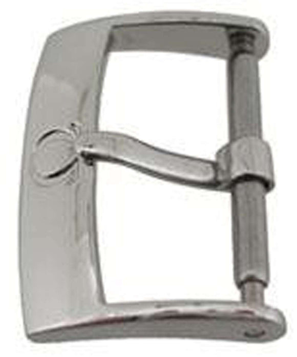Authentic Omega Watch Strap Buckle 12mm (14mm) SS