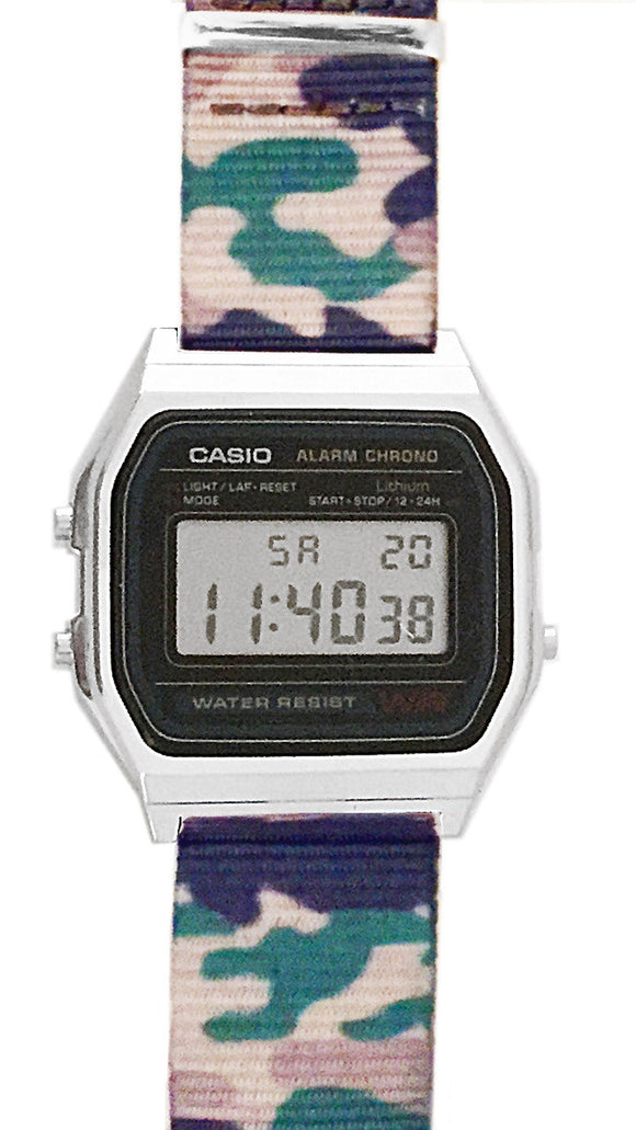 Casio Watch SPECIAL A158W-NATO_A