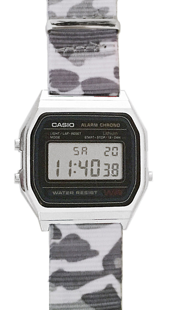 Casio Watch SPECIAL A158W-NATO_B