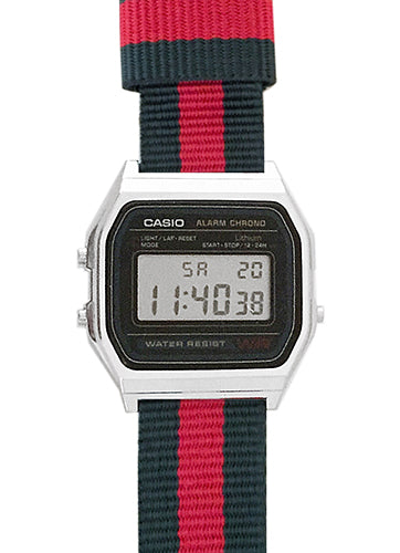 Casio Watch SPECIAL A158W-NATO_GG