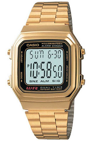 Casio Watch VINTAGE A178WG-1A