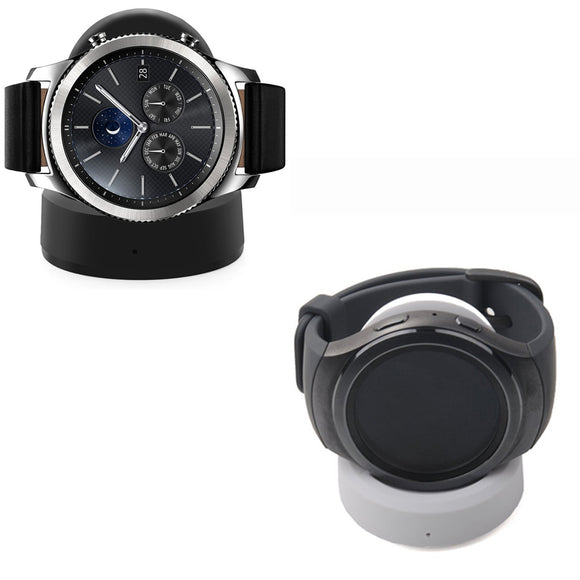 Wireless Charger for Samsung Gear S3, Frontier and Classic