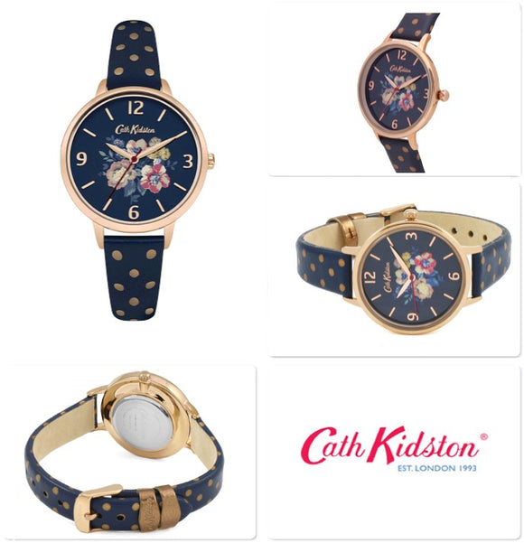 Cath Kidston Watch WILDFLOWER BUNCH CKL004URG