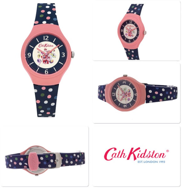 Cath Kidston Watch MALLORY BUNCH SCATTERED SPOT CKL027UP