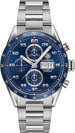 TAG Heuer Watch CARRERA CV2A1V.BA0738