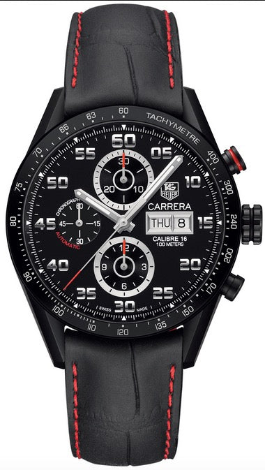TAG Heuer Watch CARRERA CV2A81.FC6237