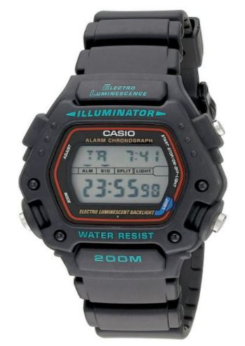 Casio Watch ILLUMINATOR DW-290-1
