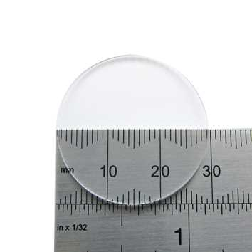 Casio Generic Glass EFA 110 Glass Ø29.0mm