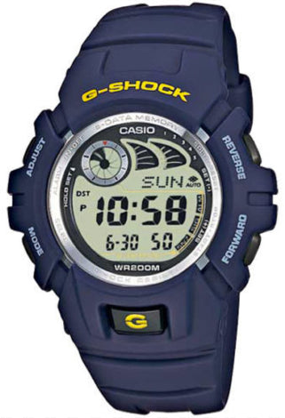 Casio Watch G-SHOCK G-2900F-2V