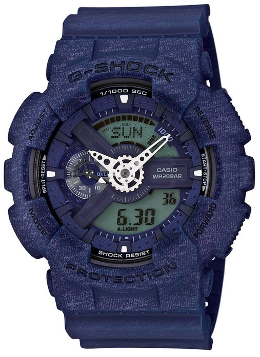 Casio Watch G-SHOCK GA-110HT-2ADR