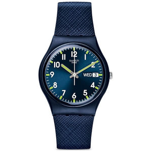 Swatch Watch Model SIR BLUE