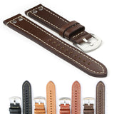 Leather Strap with Rivets