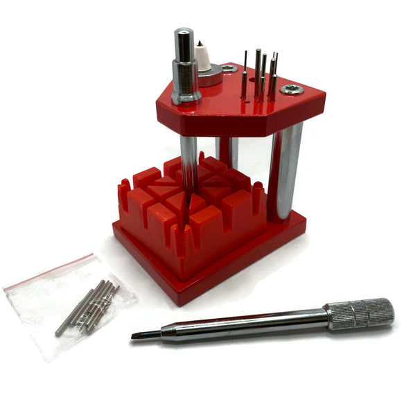 Swiss Style Bracelet pin and screw removing kit