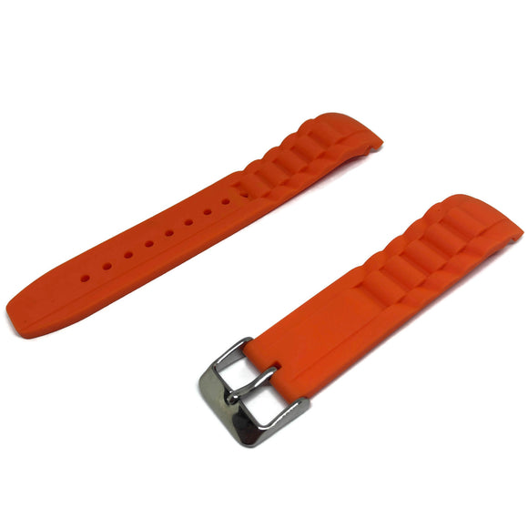 Authentic Ice Watch Strap Orange